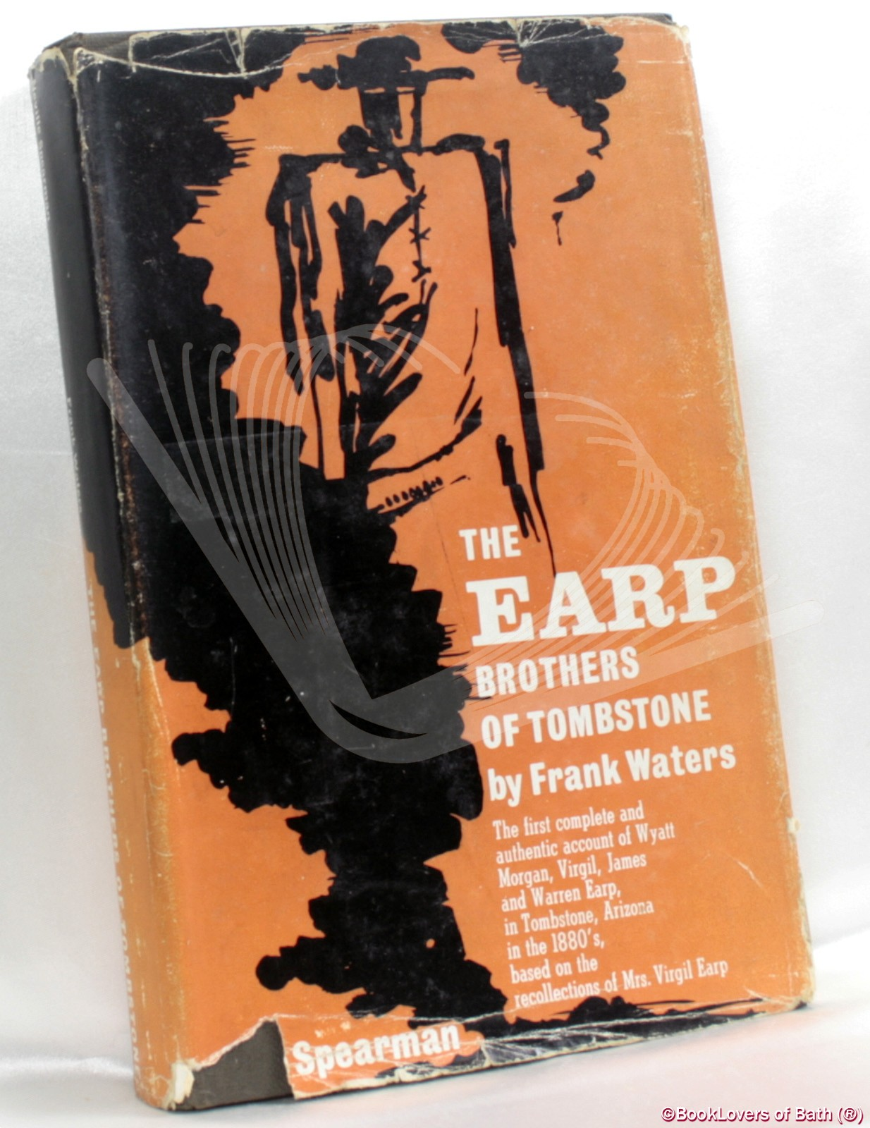The Earp Brothers of Tombstone - Frank Waters