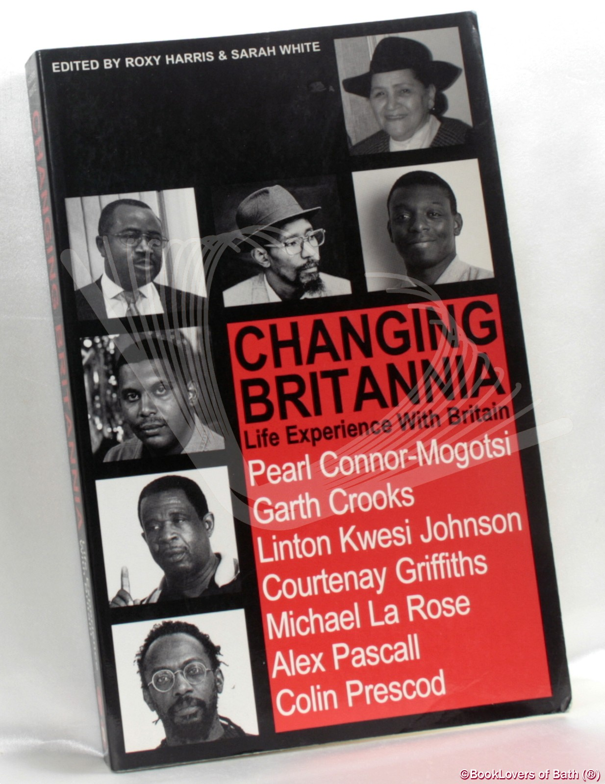 Changing Britannia: Life Experience with Britain - Edited by Roxy Harris & Sarah White