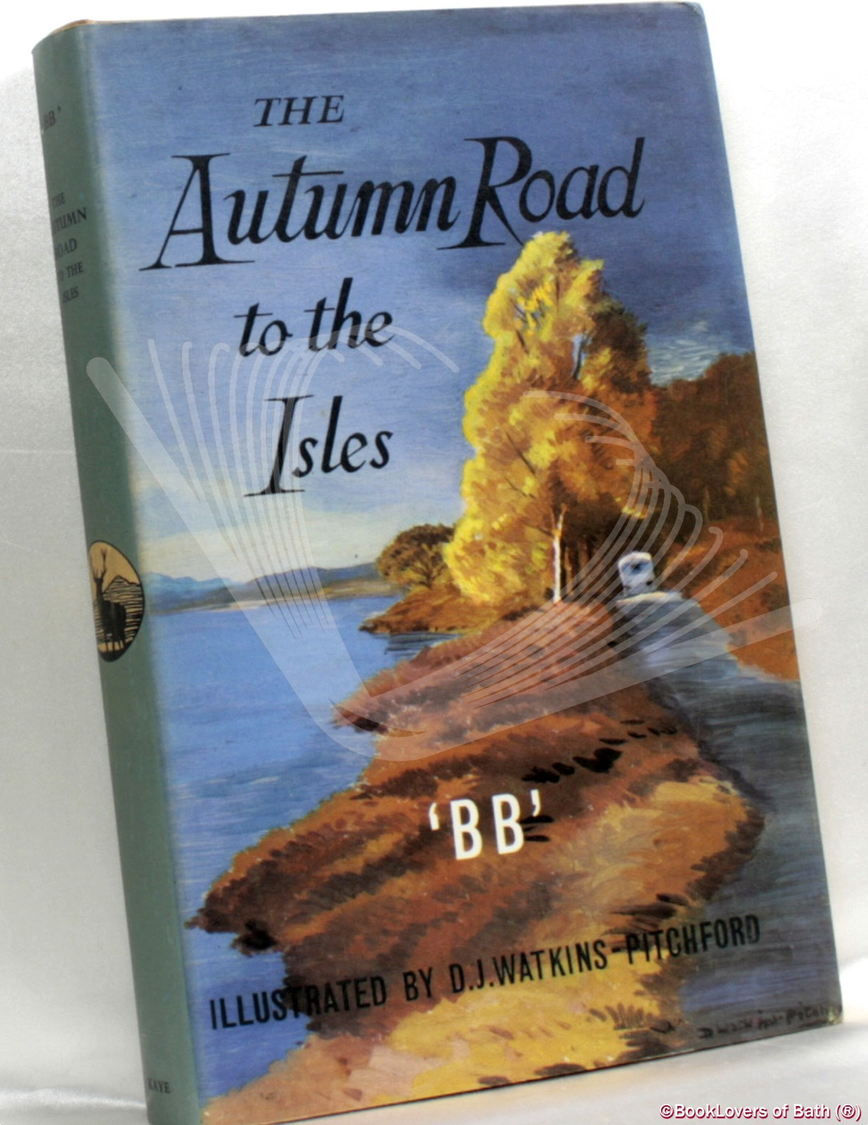 The Autumn Road to the Isles - BB