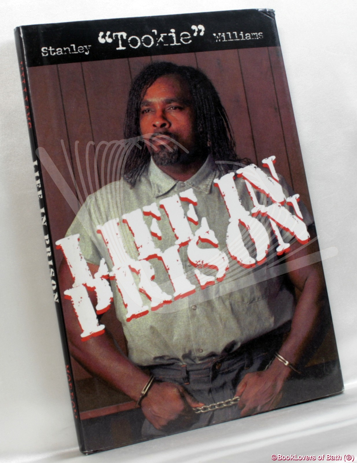 Life in Prison - Stanley Tookie Williams