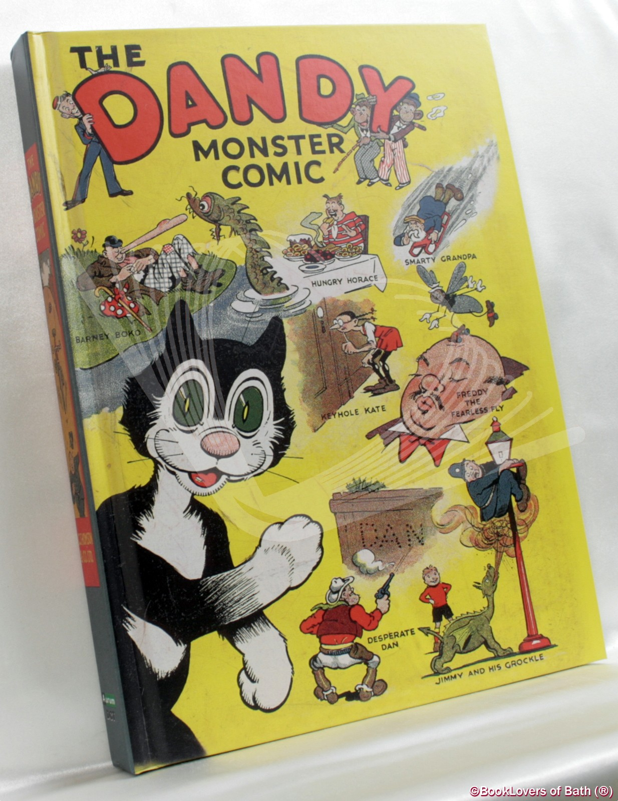 The Dandy Monster Comic - Anon.