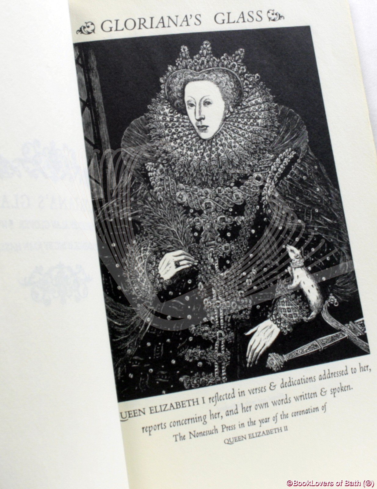 Gloriana's Glass: Queen Elizabeth I Reflected in Verses & Dedicat