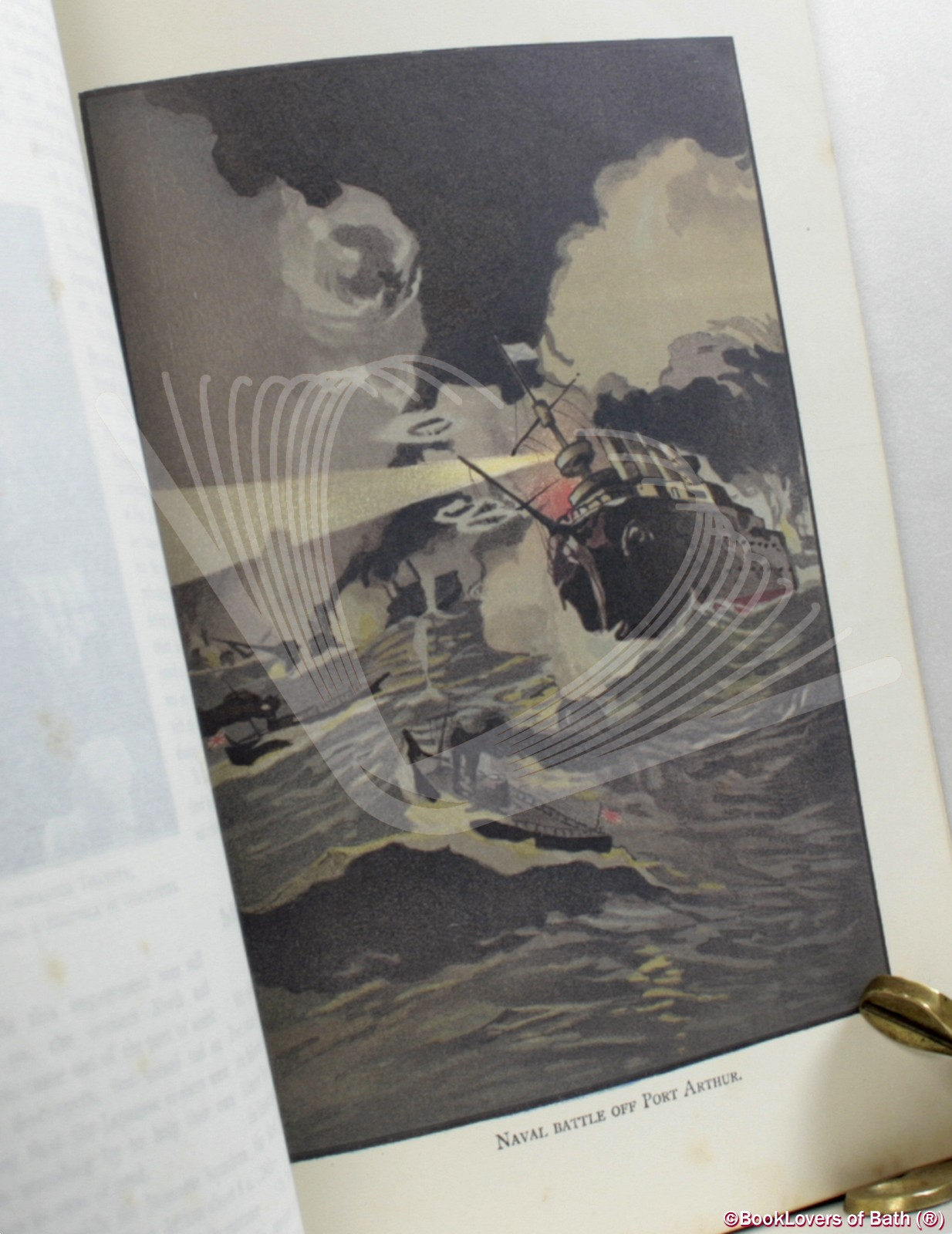The Russo-Japanese War Fully Illustrated No. 1 - Anon.