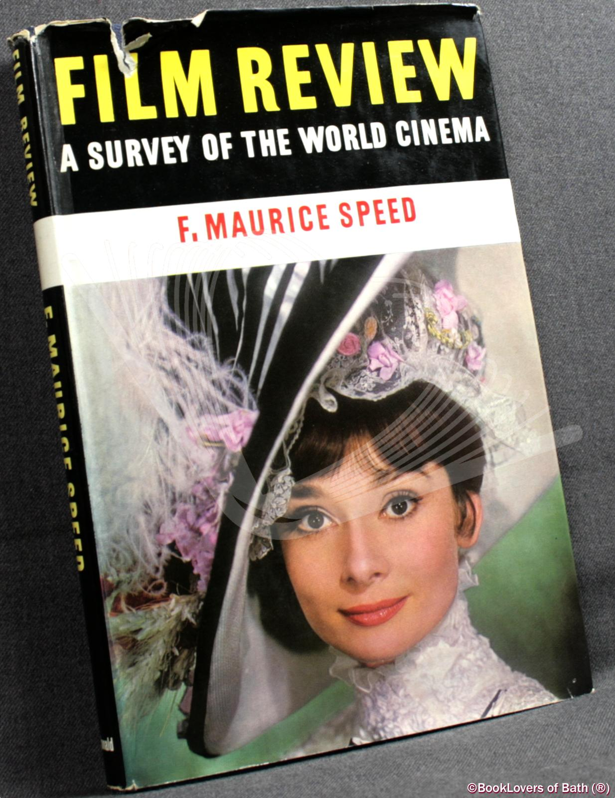 Film Review: A Survey of the World Cinema - Edited by F. Maurice Speed