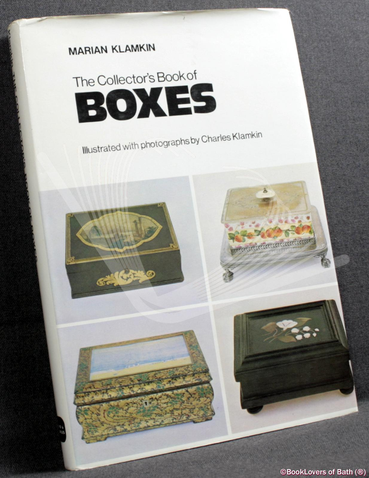 The Collector's Book Of Boxes - Marian Klamkin