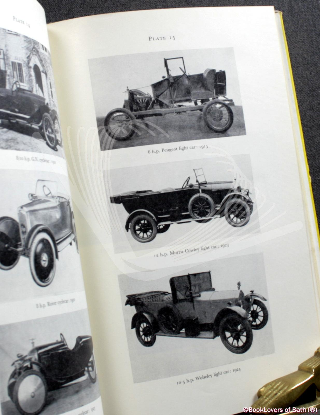 The History and Development of Light Cars C. F. (Cyril Francis) C