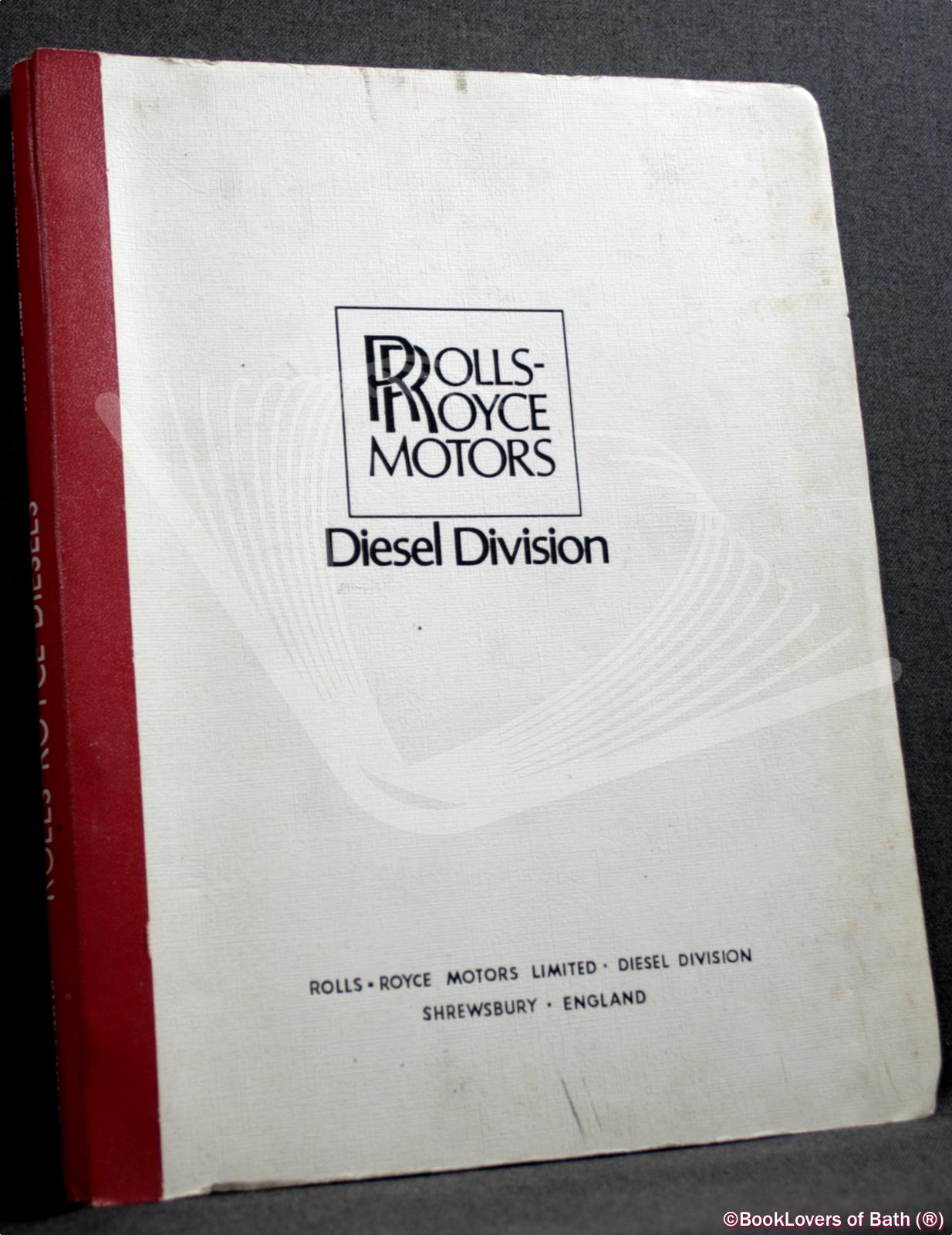 Parts Catalogue for Model E220 Series 628223D - Anon