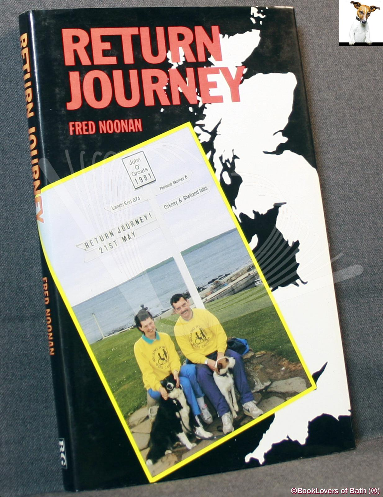 Return Journey - Fred Noonan
