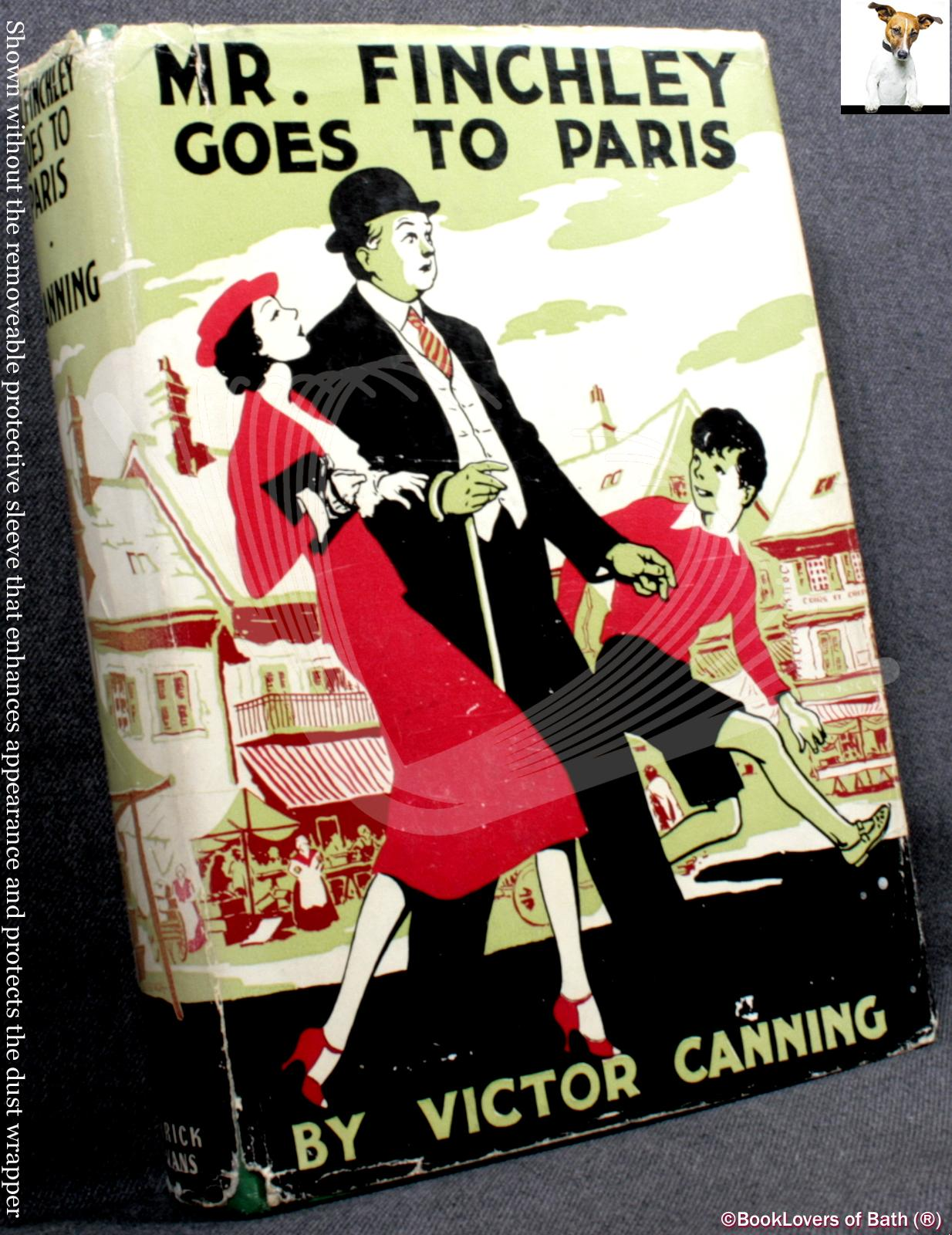 Mr. Finchley Goes to Paris - Victor Canning