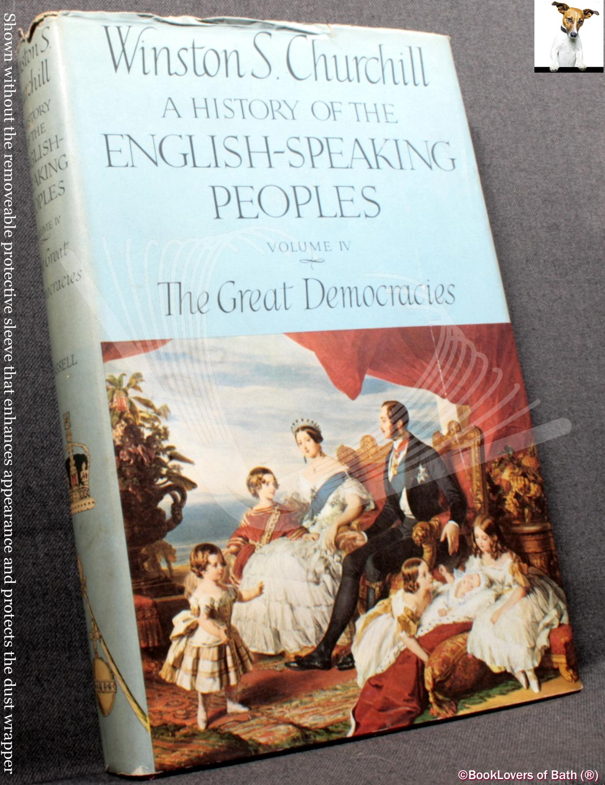 A History of the English-Speaking Peoples Winston Churchill