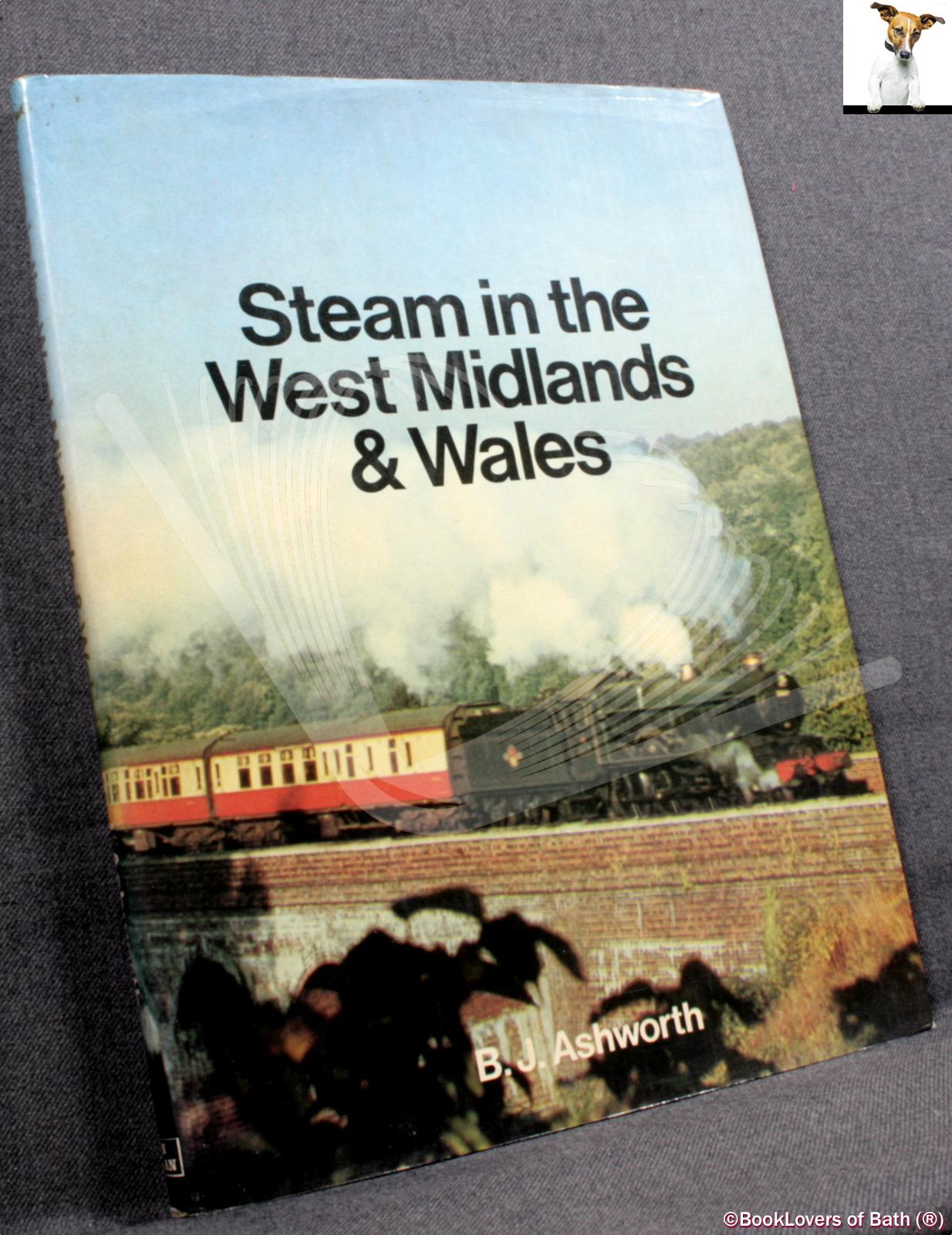 Steam in the West Midlands and Wales - 11941