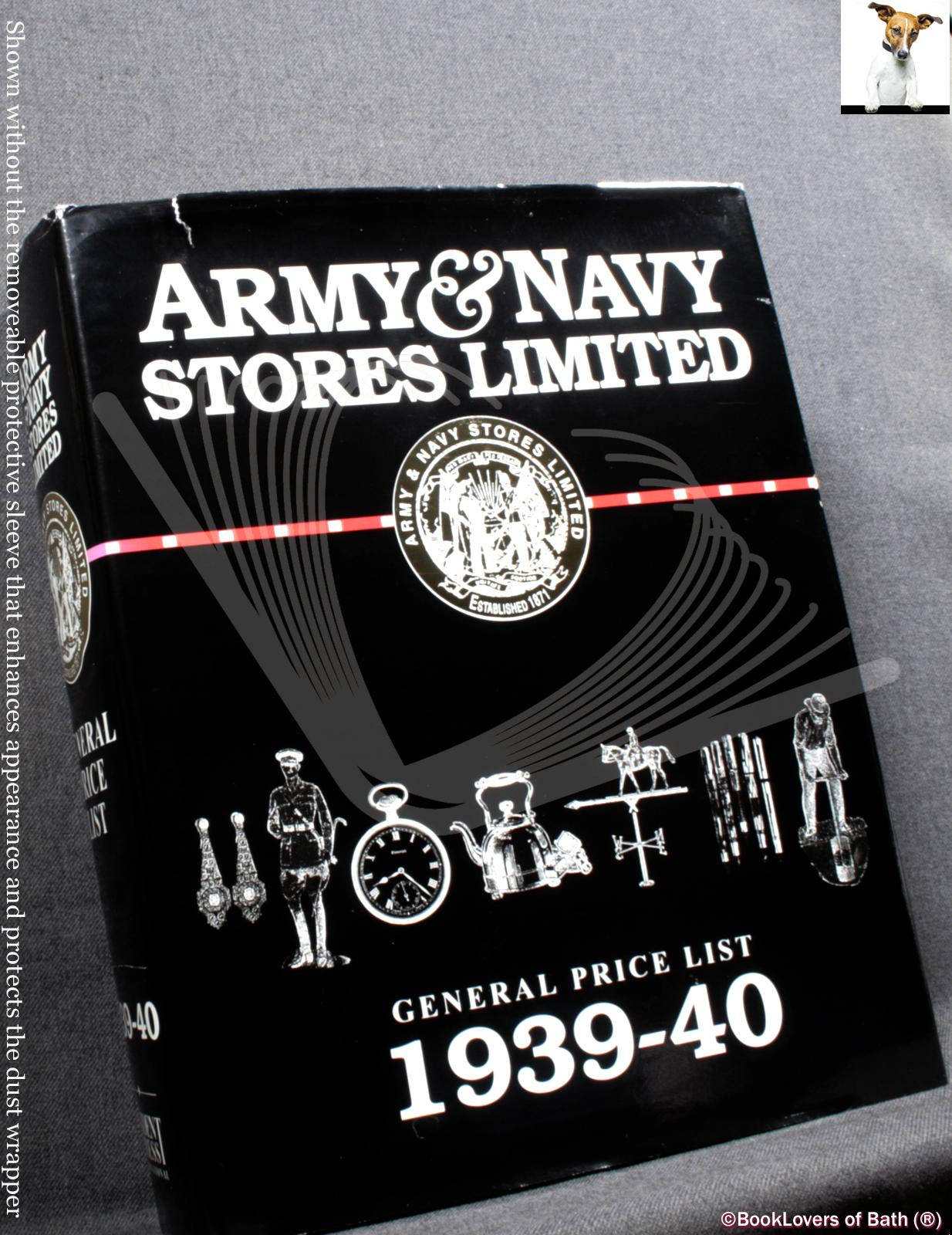 Army & Navy Stores Limited General Price List 1939-40 - Anon.