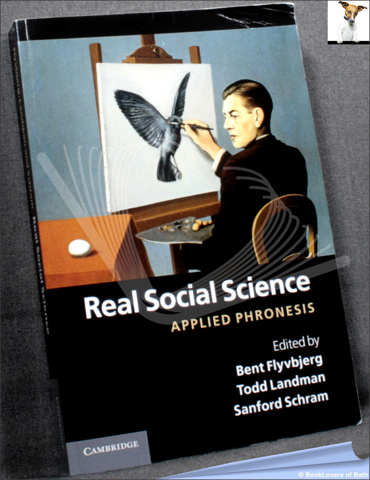 Real Social Science: Applied Phronesis - Edited by Bent Flyvbjerg, Todd Landman & Sanford Schram