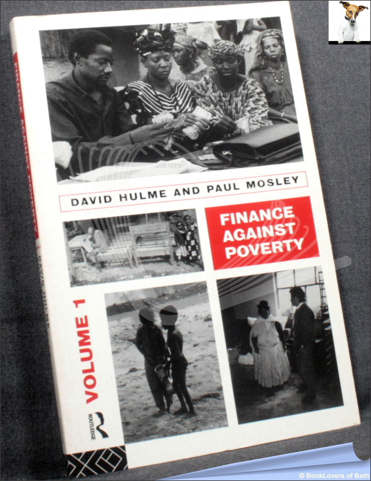 Finance Against Poverty Volume 1 - Edited by David Hulme & Paul Mosley