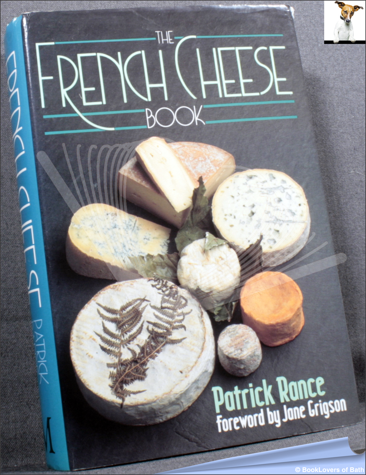 The French Cheese Book - Patrick Rance
