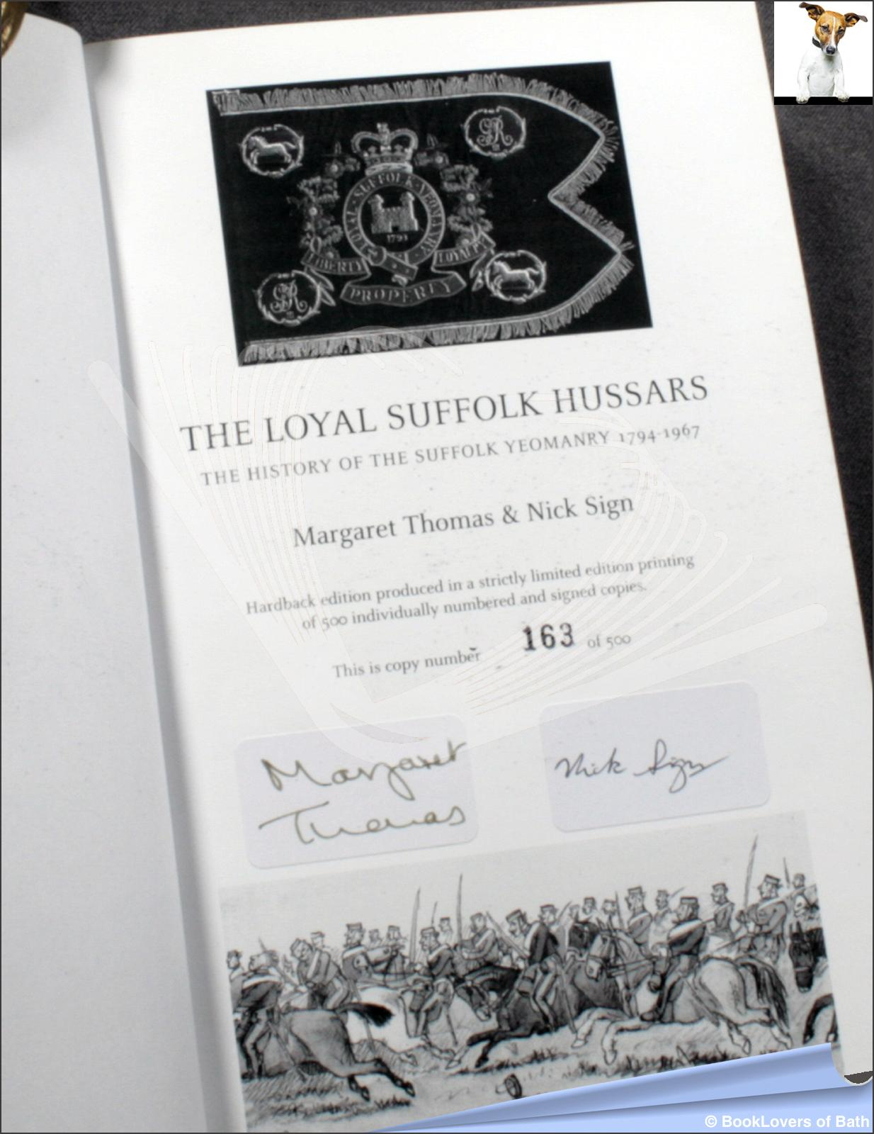 The Loyal Suffolk Hussars: The History of the Suffolk Yeomanry 17