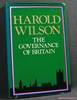 The Governance of Britain Harold Wilson
