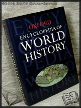 Oxford Encyclopedia Of World History ANON