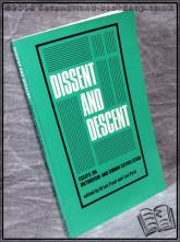 Dissent and Descent Edited by Brian Frost; Leo Pyle;