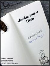 Jackie Was a Hero Lawrence Harris