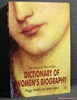 The Palgrave Macmillan Dictionary of Women's Biography Maggy Hend