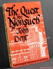 The Quest for Nonsuch John Dent