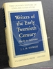 Writers of the Early Twentieth Century: Hardy to Lawrence J. I. M