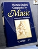 The New Oxford Companion to Music Denis Arnold