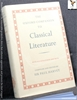 The Oxford Companion to Classical Literature Sir Paul Harvey